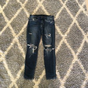 Ripped Jeans Size 27